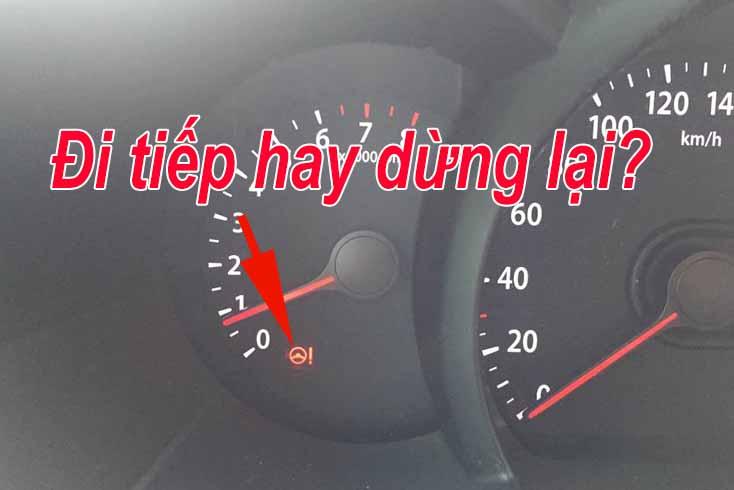 Đèn cảnh báo trợ lực tay lái điện